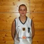 Franzi Schreck U16 Nationalmannschaft