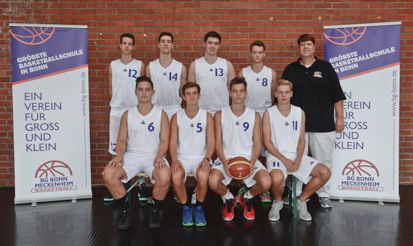 Teamfoto Saison1617 final